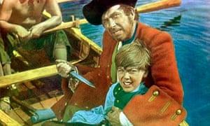 Disney's 1950 Treasure Island.