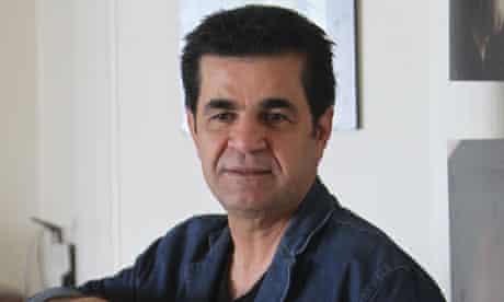 Iranian film director Jafar Panahi
