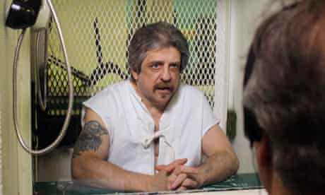 Hank Skinner in Death Row
