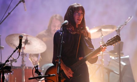 Feist Performs At Royal Albert Hall In London