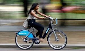 London Cycle Hire Scheme