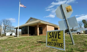 Town fights to keep post office
