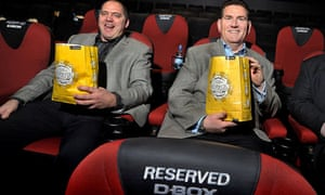 D-BOX launch Cineworld, Glasgow