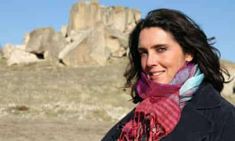 Bettany Hughes in Divine Women: When God Was a Girl