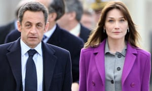 President And Madame Sarkozy Visit Greenwich