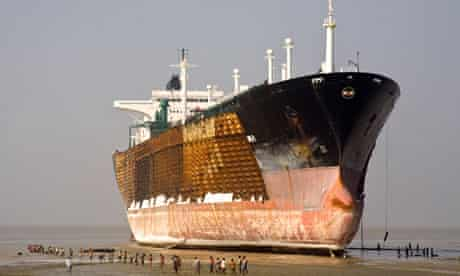 Bangladesh - Ship Breaking Industry