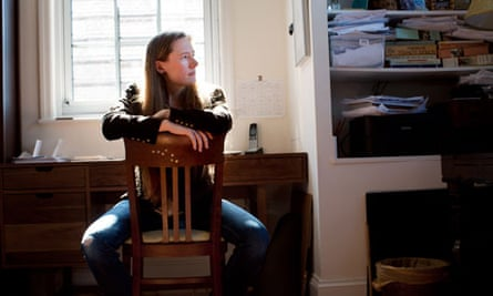 Playwright Sarah Ruhl