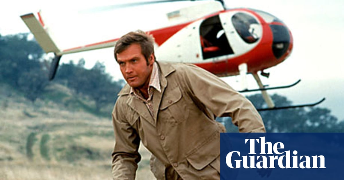 Your Next Box Set The Six Million Dollar Man Television The Guardian