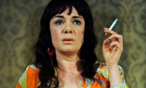 Victoria Hamilton in Love Love Love by Mike Bartlett at The Royal Court Theatre, London