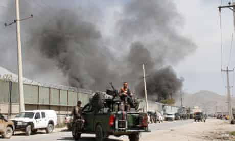 Kabul attacks