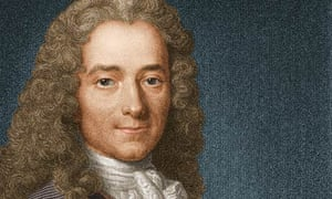 Voltaire - best philosopher in austere times notes and queries