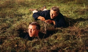 Film still from The Great Escape