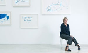 Tracy Emin at Turner Contemporary in Margate