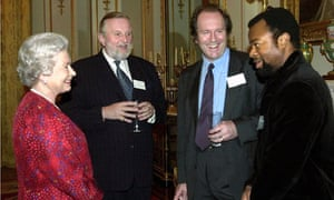 The Queen with S Morley, W Boyd, B Okri