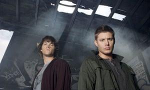 Supernatural with Sam (Jared Padalecki) and Dean (Jensen Ackles)