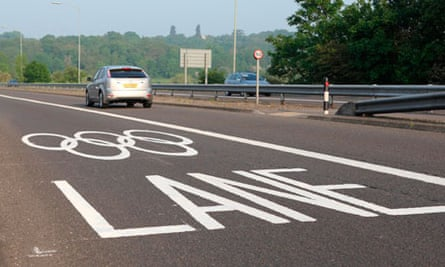Olympics - Olympic Lane GV