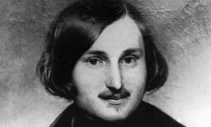 A 19th-century portrait of Nikolai Gogol