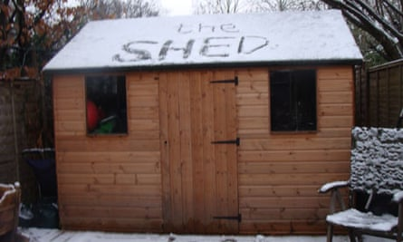 mark coles's shed, a week in radio