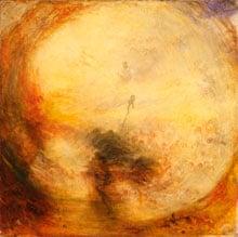 JMW Turner's Light and Colour
