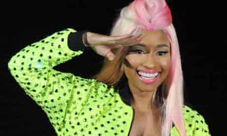 Nicki Minaj Kickstarts The UK Leg Of Her 'Pink Friday' Tour In London