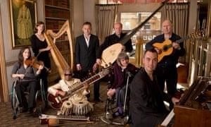 Colin Hazlewood's British Paraorchestra