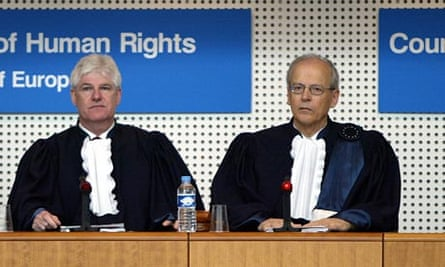 President of the European Court of Human rights