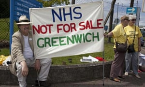 Administrators move in on South London NHS Healthcare Trust