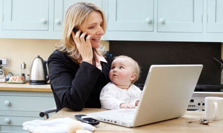 returning to work after children twelve tips from our experts guardian careers the guardian