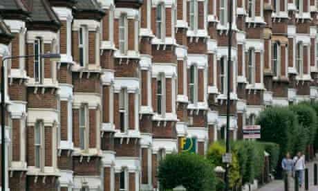 Street in south London