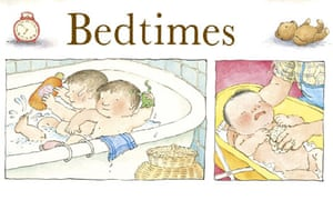Illustration from Janet and Allan Ahlberg's A Baby's Catalogue