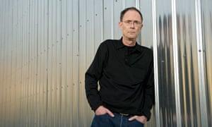 Sci-fi author William Gibson