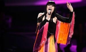 """Jessie J. performs during the """"VH1 Divas Celebrates Soul"""""""