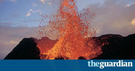Volcanoes in the classroom: news and teaching resources round up ...