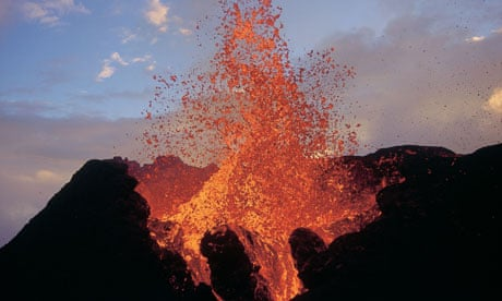 Volcanoes In The Classroom News And Teaching Resources Round Up