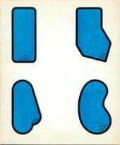 10 best – Pool Shapes, Claes Oldenburg, 1964.