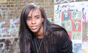 Angel Haze photographed in London