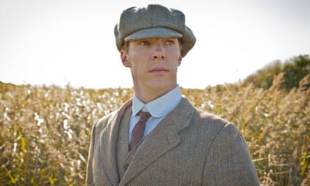 Benedict Cumberbatch as Christopher in Parade's End