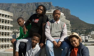 Voices of young South Africa