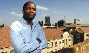 Justice Malala, editor of the South African newspaper the New Day.