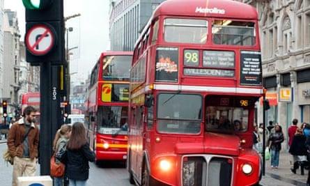 Bus to Willesden