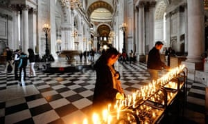 St Paul's Cathedral reopens in London