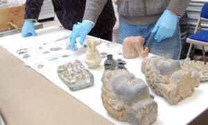Afghan Artefacts Returned to Kabul