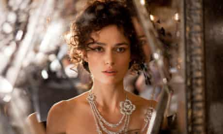 Keira Knightley in Tolstoy's Anna Karenina