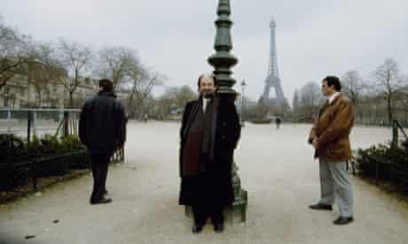 Rushdie in Paris