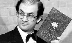Rushdie at the Whitbread