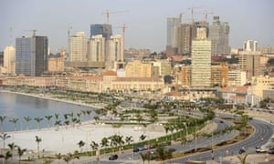 A general view of Luanda Central A general view of Luanda Central Business District (CBD)