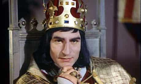 Laurence Olivier as Richard III