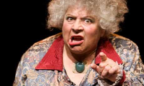 Miriam Margolyes in Dickens' Women