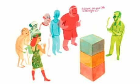 The Making Of by Brecht Evens