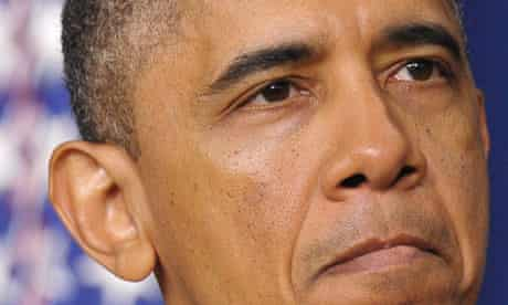 US President Barack Obama speaks